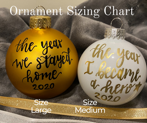 Large Ornaments