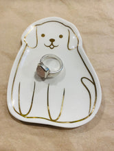 Load image into Gallery viewer, Dog ring dish
