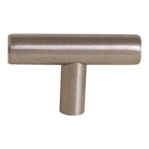 Anvil Mark 2 in. Cabinet Pull, Hollow Stainless Steel, 5 Per Pack