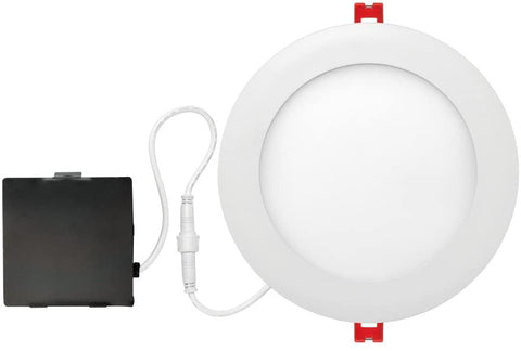 Globe Electric 91260 Recessed Lighting White