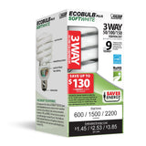 Feit Electric 30/70/100-Watt Equivalent 3-Way CFL Bulb