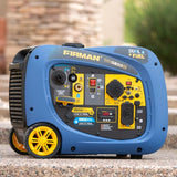 ARC 3-26-20 Firman WH02942 Dual Fuel Inverter Generator Refurbished