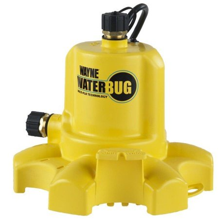 WAYNE WWB WaterBUG Submersible Pump (USED-GOOD)