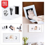 Baby Footprint Ink Pad Or Handprint Souvenirs
