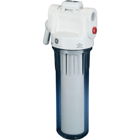 Whole House Water Filtration System (UG)