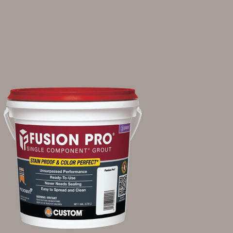 Fusion Pro #542 Graystone 1 Gal. Single Component Grout