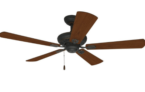 Launchpad Liquidation appliances Craftmande 52 IN Ellington Ceiling Fan