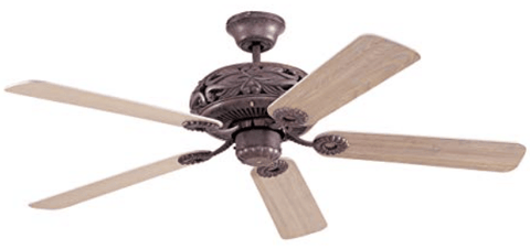 Launchpad Liquidation appliances Craftmande 52IN Grandeur Copperstone Ceiling Fan