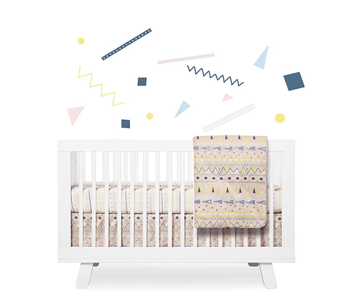 Babyletto 5-Piece Nursery Crib Bedding - Launchpad Liquidation