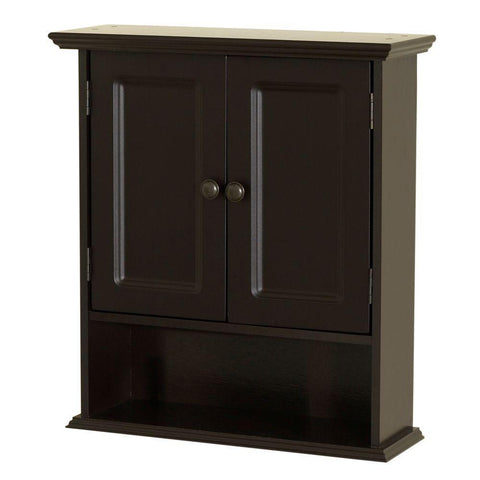 Launchpad Liquidation Bathroom Storage Wall Cabinet