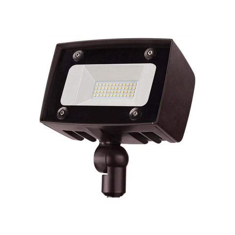 Launchpad Liquidation Commercial Electric Architectural Dark Bronze Outdoor Integrated LED Flood Light