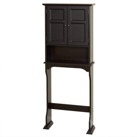 Launchpad Liquidation Home 2-Door Over the Toilet Storage Cabinet
