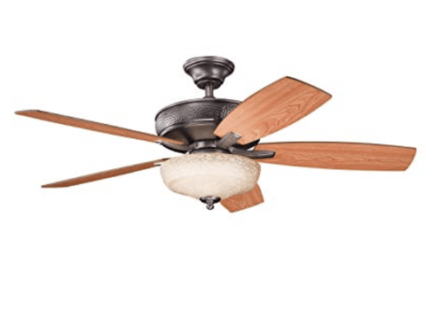 "Launchpad Liquidation Home Improvement Kichler 52"" Monarch II Select Fan"