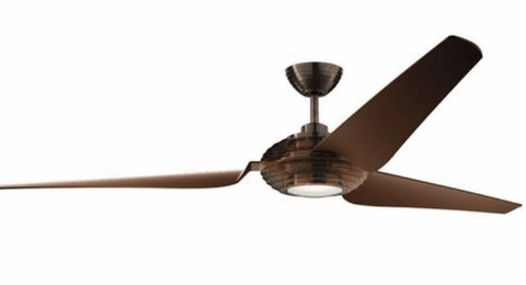 "Launchpad Liquidation Home Improvement Kichler 84"" Voya Ceiling Fan"