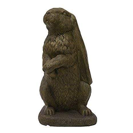 Launchpad Liquidation Home Improvement Rabbit Garden Statue