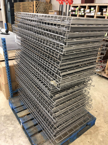 Launchpad Liquidation Home Improvement Wire Decking