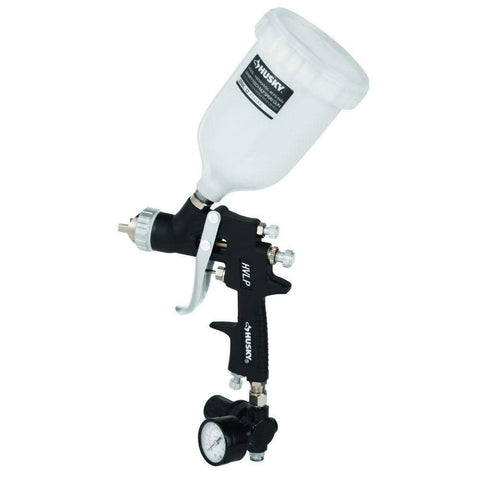 Launchpad Liquidation Husky Gravity Feed Composite HVLP Spray Gun