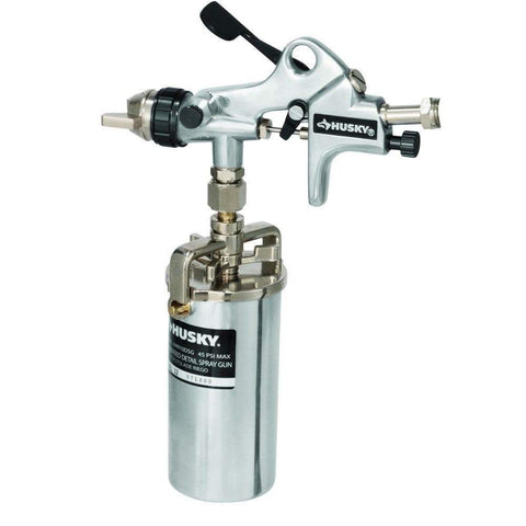 Launchpad Liquidation Husky Siphon Feed Detail Spray Gun