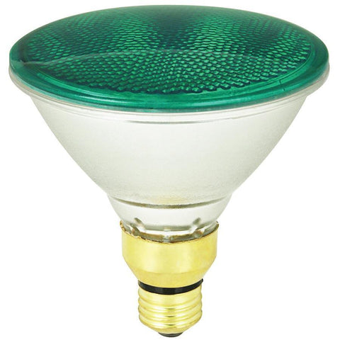 Launchpad Liquidation Lighting Mood-lites Green Reflector Flood Halogen Light Bulb