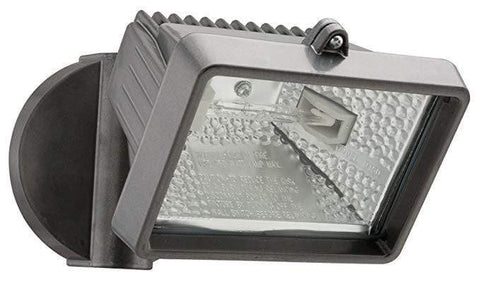 Launchpad Liquidation Lithonia Lighting Floodlight Black