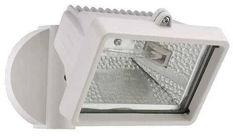 Lithonia Lighting Floodlight White - Launchpad Liquidation