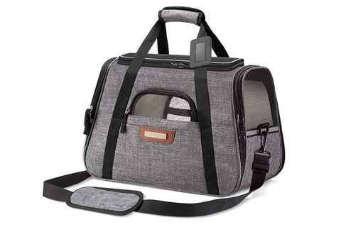Launchpad Liquidation Luxury Pet Carrier