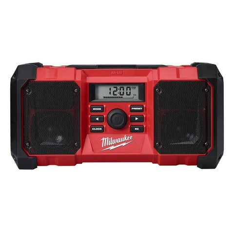 Launchpad Liquidation M18 18-Volt Lithium-Ion Cordless Jobsite Radio