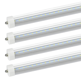 Launchpad Liquidation T8 8 Foot LED Bulb, 75 Watt Replacement (36W), 9pk