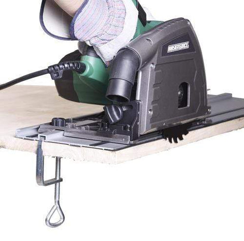 Masterforce 6in 1/2 Plunge Cut Track Saw - Launchpad Liquidation