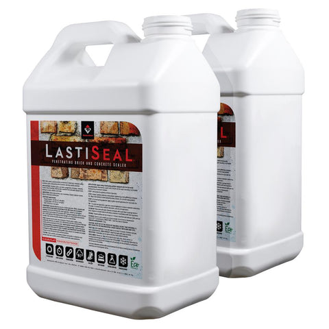 LastiSeal 5 Gal. Penetrating Waterproofing Brick Paver and Concrete Sealer