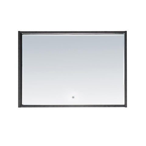 ROSWELL Traditional Framed LED Wall Vanity Mirror