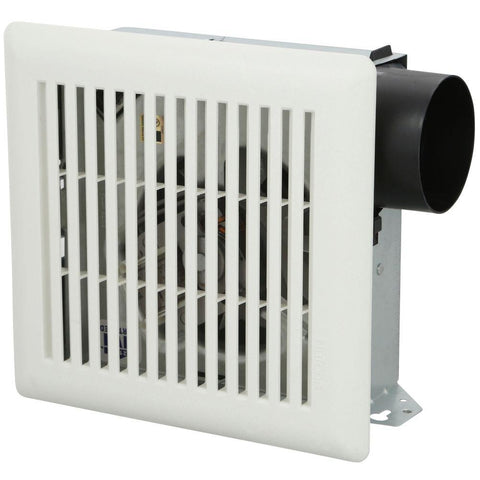 50 CFM Wall/Ceiling Mount Bathroom Exhaust Fan