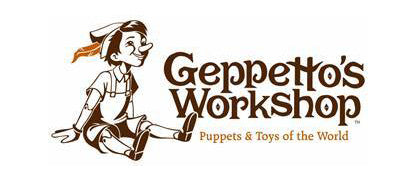 geppettos workshop logo