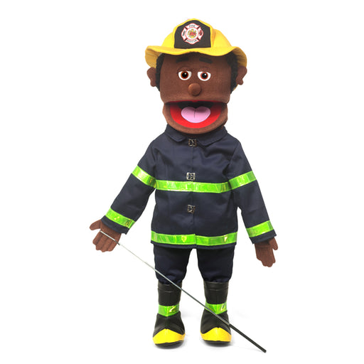 silly-puppets-25-inch-fireman-black-hero