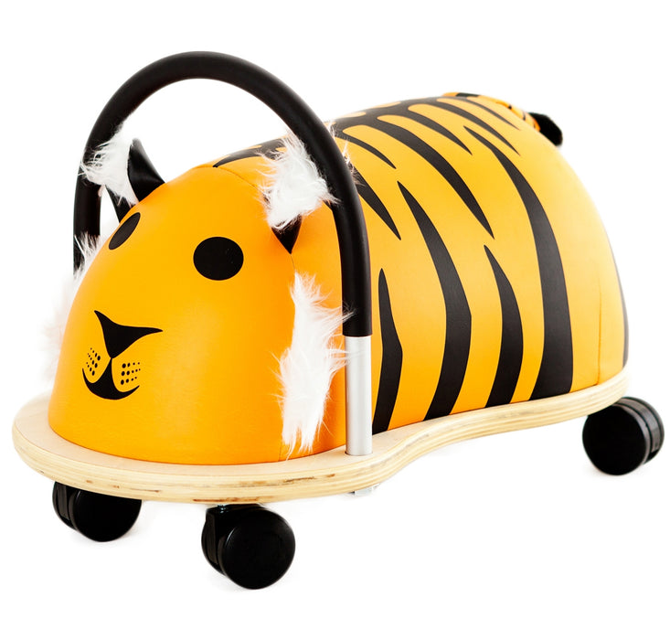 wheely bugs large tiger ride on hero