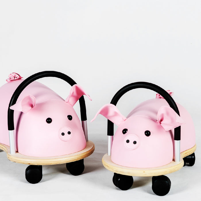 wheely bugs small pig ride on lifestyle
