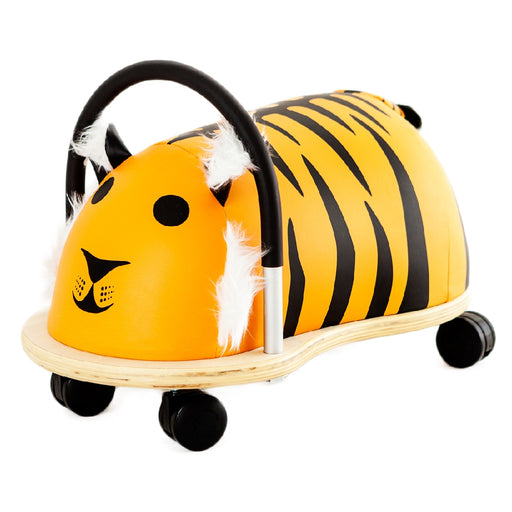 wheely bugs small tiger ride on hero