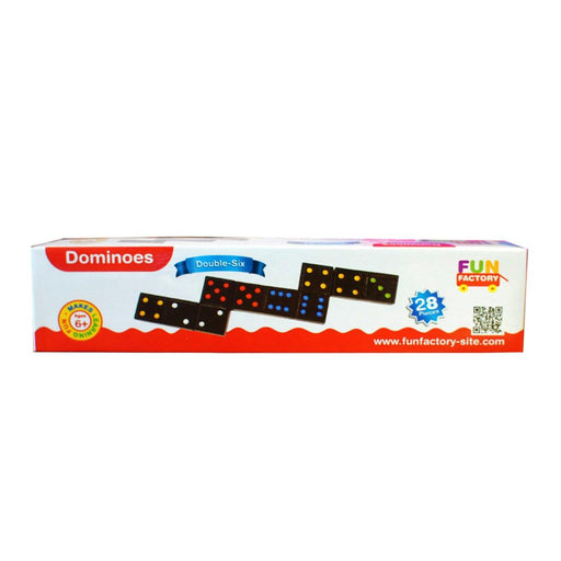 Dominoes - 28 pcs in box