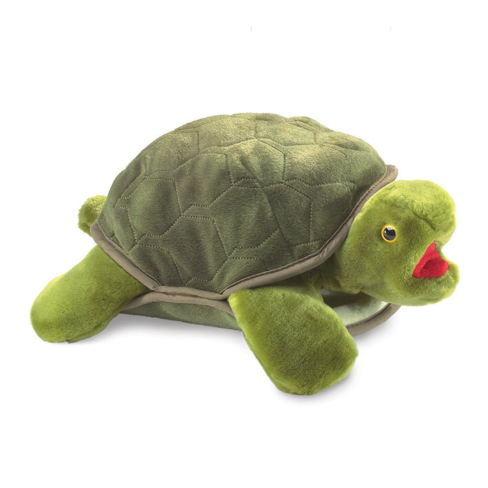 Large Turtle Puppet