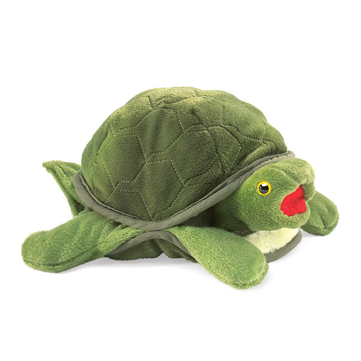 Baby Sea Turtle Puppet