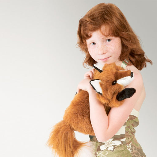 Small Red Fox Puppet