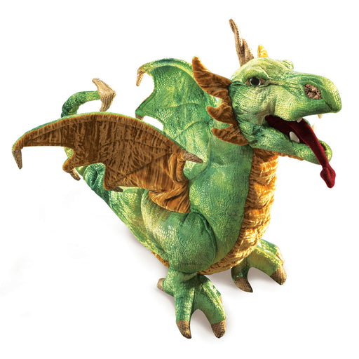 Wyvern Dragon Puppet