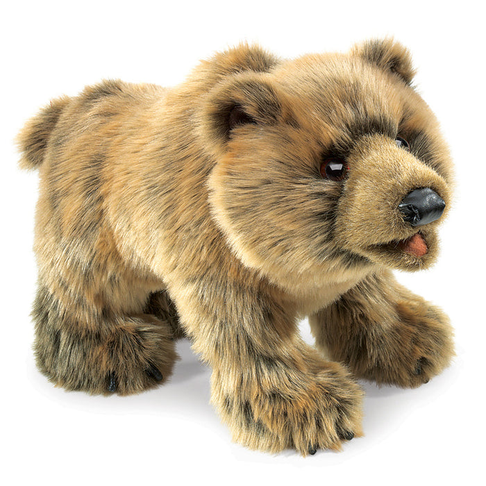 Grizzly Bear Puppet