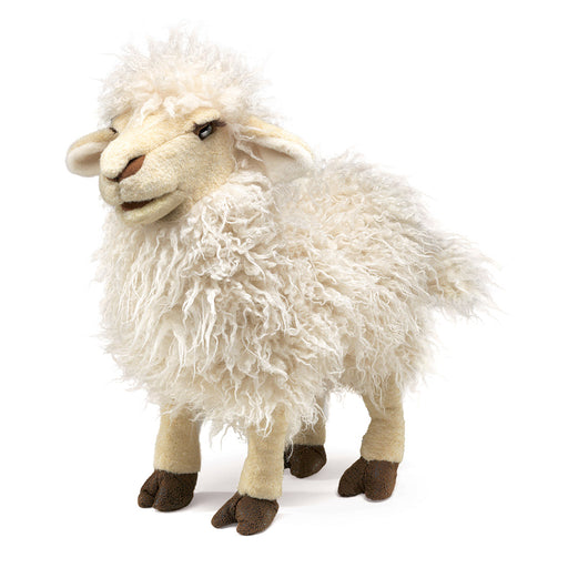 Longwool Sheep Puppet