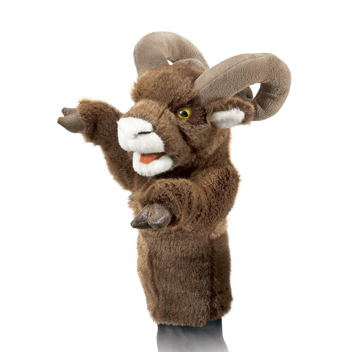 Bighorn Sheep Stage Puppet