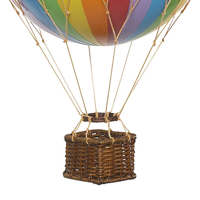 Hot Air Balloon - Medium / Rainbow