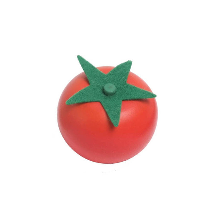 Wooden Fruit and Vegetables - Tomato