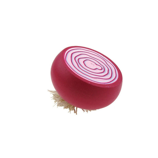 Wooden Fruit and Vegetables - Red Onion
