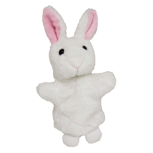 Hand Puppet - White Bunny