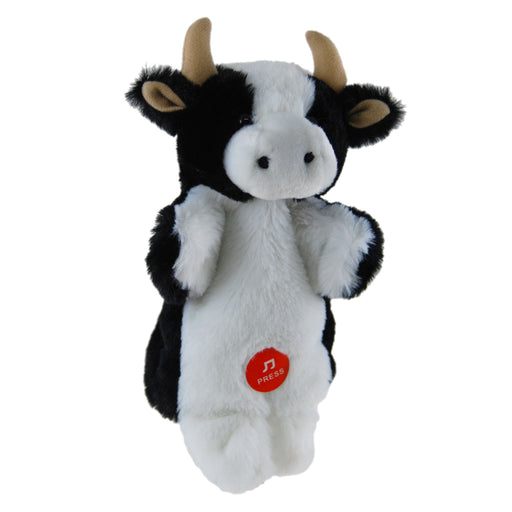 Hand Puppet - Cow / with Soundbox